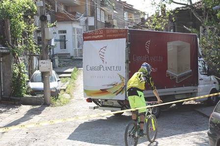 Карго планет подкрепи местен кръг от европейско байкшоу