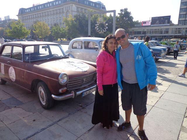 От любов към ретро автомобилите