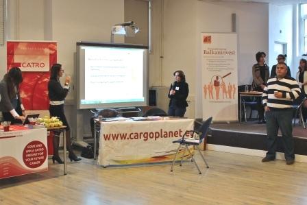 Trained in Germany – кариера с немски език в Карго планет