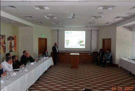 Първо общо събрание между партньорите на логистична мрежа Pall-Ex