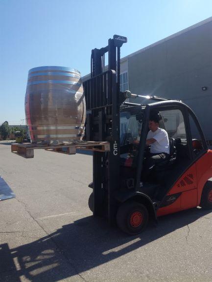 Нов мотокар за CargoPlanet, буренца, лято и усмивки
